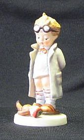"Hummel 127 Titled, ""Doctor"" Figurine Trademark Six"