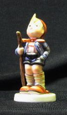 "Hummel 76 ""Little Hiker"" trademark Six"