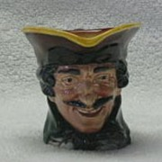 "Royal Doulton Small ""Dick Turpin"" Character Jug"