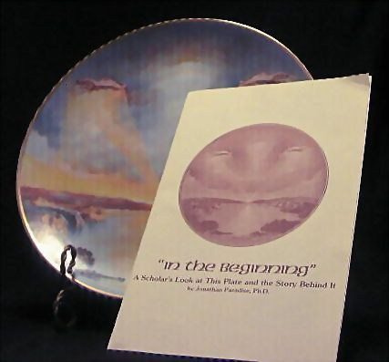 """In The Beginning"" First Issue In The ""Creation"" Series"
