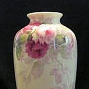 Toki Kaisha Nippon Artist Signed Vase