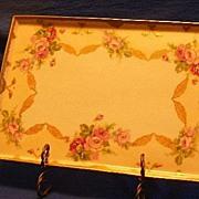 Blakeman & Henderson Limoges Dresser Tray