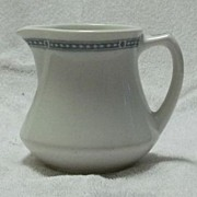Syracuse China Creamer