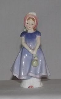 "Royal Doulton Figurine ""Ivy"" HN 1768"