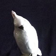 Royal Dux Cockatoo Figurine