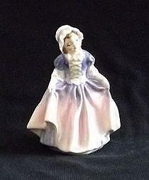 "Royal Doulton Figurine ""Dinky Do"" HN1678"