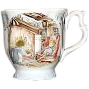 "Royal Doulton Brambly Hedge ""Winter"" Beaker"