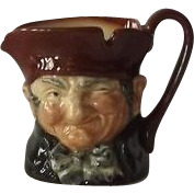 "Royal Doulton Small ""Old Charley"" Character Jug"