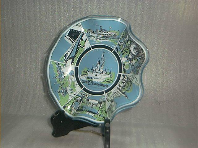Walt Disney World Souvenir Bowl