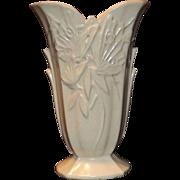 Nelson McCoy Large Butterfly Vase