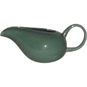"Russel Wright Sea Foam Green ""Modern"" Creamer"