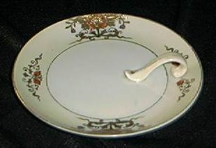 Noritake Hand Painted Lemon Plate