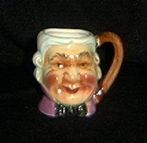 Miniature Character Mug Made In Japan