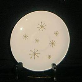 Set Of Ten Star Glow Saucers