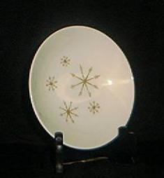 Set Of Ten Star Glow Fruit Bowl