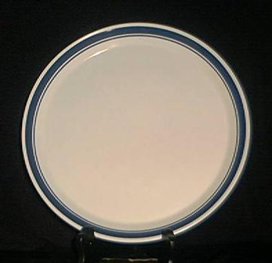"Mikasa ""Spectrum"" Berry Blue Platter"