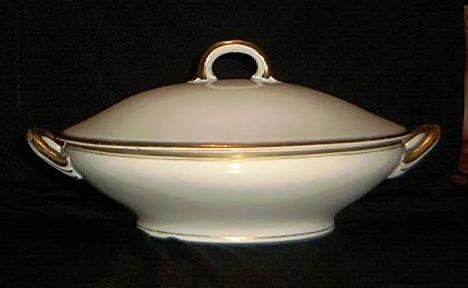 Altwasser Silesia Oval Vegetable Bowl-Covered