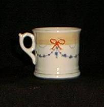 Small Hand Painted Porcelain Cup