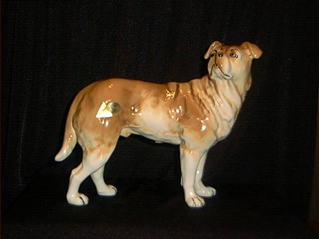 Royal Dux Bull Mastiff