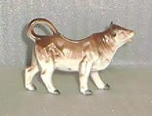 Wonderful Vintage Cow Porcelain Creamer