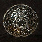 Early Pressed Glass Bowl