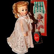 Beautiful MIB Box Little Miss Revlon LMR Doll in Negligee
