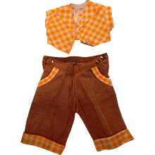 Terri Lee Doll Pant Outfit
