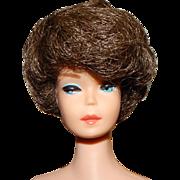 Vintage Barbie Brown Hair Bubble Doll Beautiful