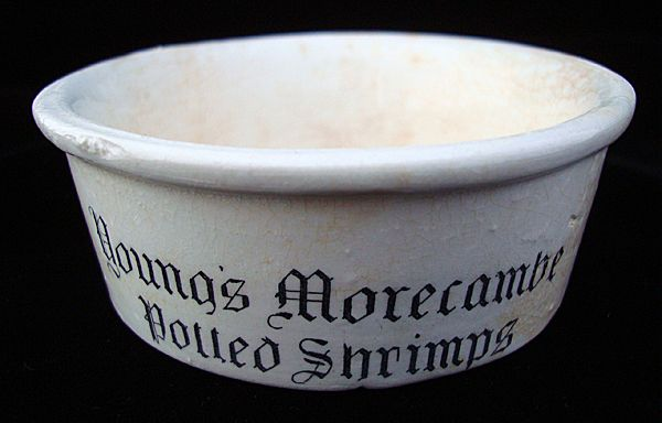 Youngs Morecambe Potted Shrimps 1890