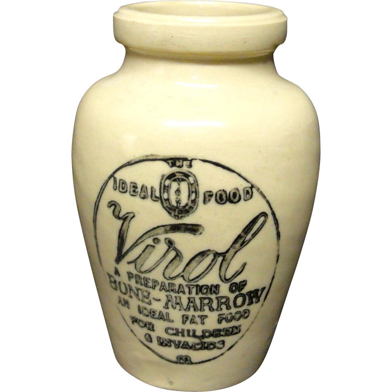 VIROL Quack Medicine ~ Invalid Food ~ 1880
