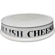 English Ironstone Finest English Cheeses Dairy Shop Slab