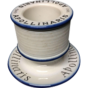 c1900 ~ APOLLINARIS Table Water Match Strike