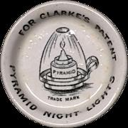 1895 Victorian Fairy Lamp Night Light 1895