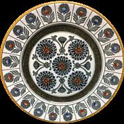 1879 ~ Wedgwood Marigold Dinner Plate ~ MARIGOLD 1879