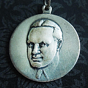 Vintage Bob Hope Paramount Movie Star Sterling Silver Charm