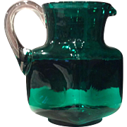 Morgantown #544 Stiegel Green Sandra 70 Ounce Jug