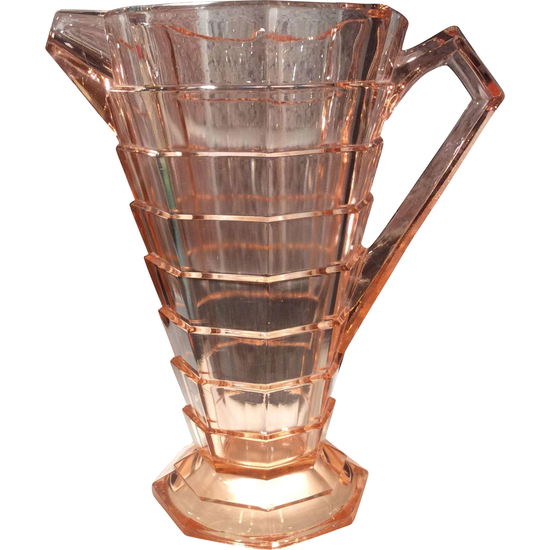 Indiana Pink Tea Room 64 Ounce Pitcher