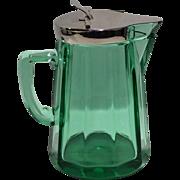Heisey Moongleam McGrady No. 372 - 7 Ounce Sanitary Syrup