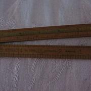 Stanley No. 36 1/2 L  Caliper Rule