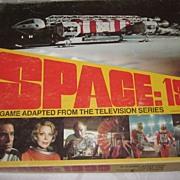 Space 1999, Board Game, Milton Bradley, 1976