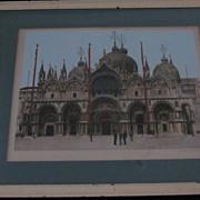 Calli E Canali, Venezia, Ferdinand Ongania, Basilica San Marco