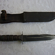 US Air Force Camillus Survival Knife