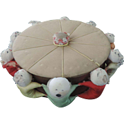 Chinese Pin Cushion