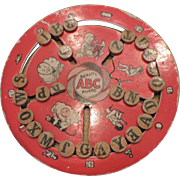 Beauty ABC Board Learning Game