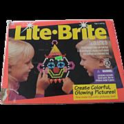 Milton Bradley Lite Brite,, 1994