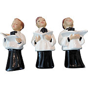 Florence Ceramic Choir Boys, Set of 3