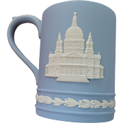 Wedgwood Jasperware Prince Charles & Lady Diana Wedding Mug