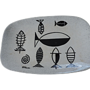 Fish Platter by Jimenez