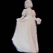 Royal Doulton Images, Bridesmaid, White Porcelain Figurine