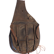 U.S. Army Civil War Saddle Bags